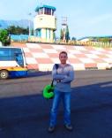 Menjejakkan kaki juga di Ternate