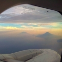 Ternate - Tidore menjelang pagi