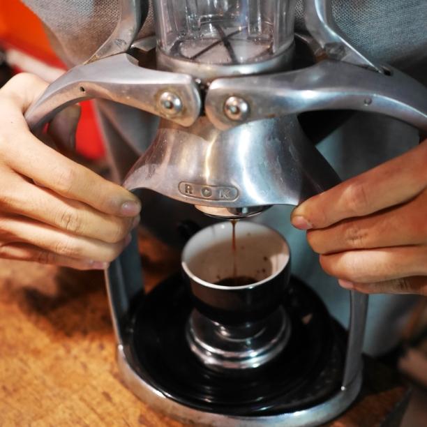Olahan kopi