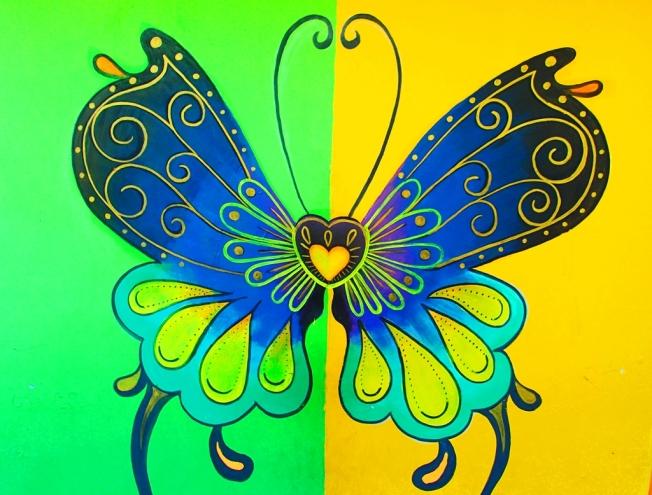 Metamorfosa Kupu-kupu
