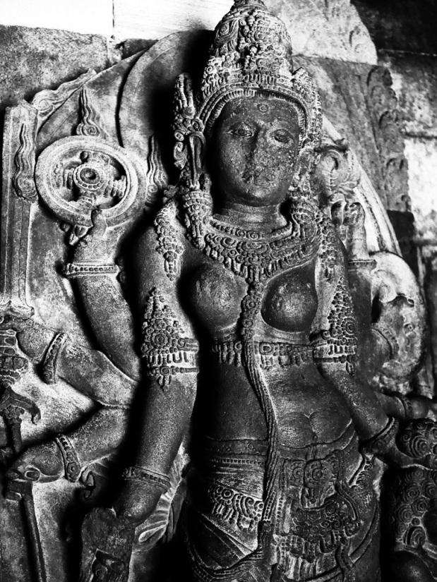 Durga, belahan jiwa Siwa