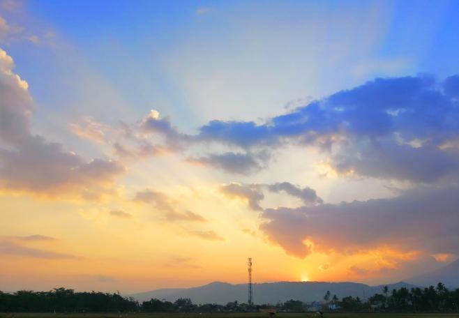 Matahari Senja