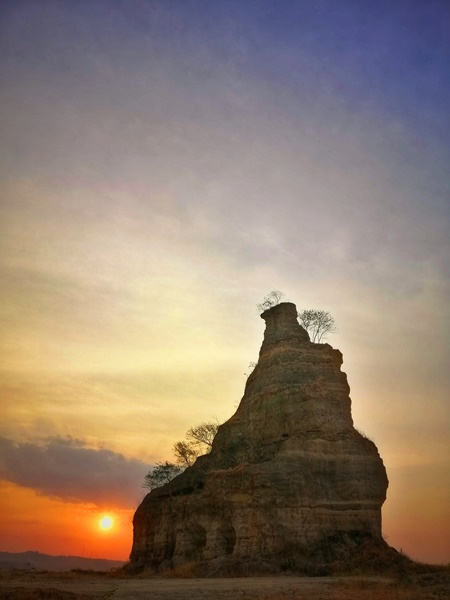 Senja Brown Canyon