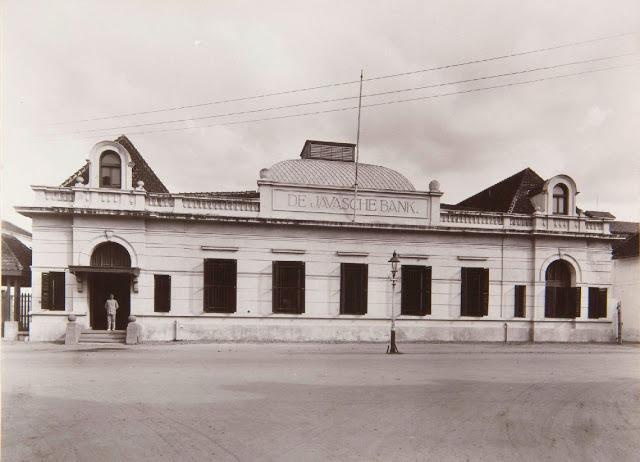 Kantoor van de Javasche Bank in Semarang