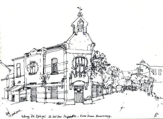 Sketch SPIEGEL