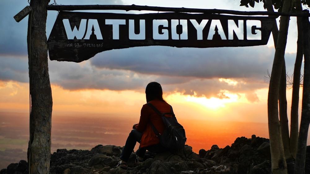 Senja Watu Goyang
