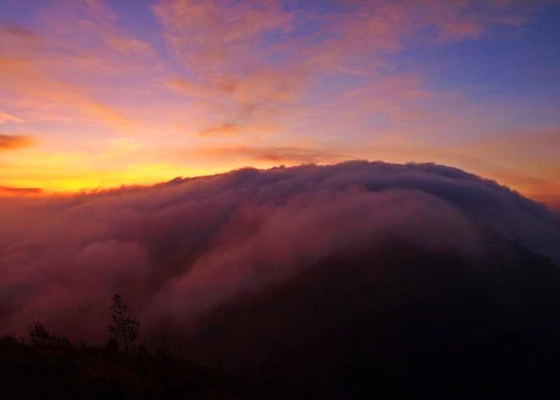 Gunung Prau; Dieng; Wonosobo
