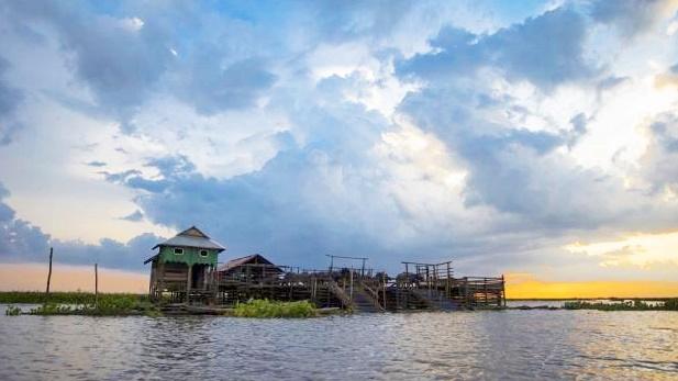 Kalang Hadangan; Kerbau Rawa; Hulu Sungai Selatan