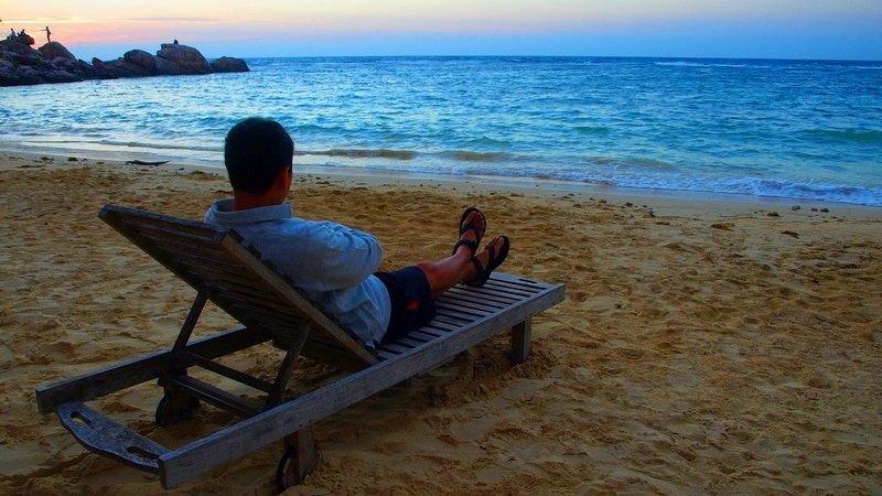 Karimunjawa; Pantai; Santai