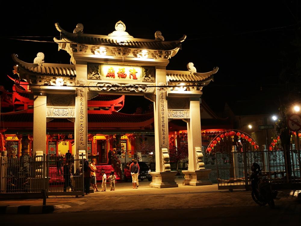 Liong Hok Bio, Magelang